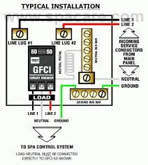 gfci breaker wiring diagram wiring diagrams gfci internal wiring diagram diagrams