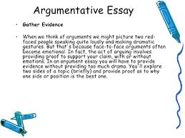 Writing Part    Argument Writing   ppt download