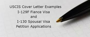 uscis form i 130 uscis cover letter examples form i 129f petition for alien fiance