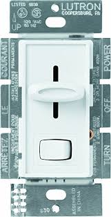 lutron s 600p wh 600 watt skylark single pole dimmer white wall lutron s 600p wh 600 watt skylark single pole dimmer white