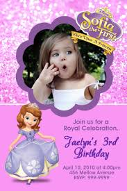 sofia the first birthday invitations as outstanding birthday invitation template we give good quality 30