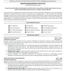 Best Executive Resume Format Amazing Best Managers Manager Page 1