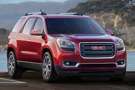 2016 GMC Acadia Pricing - For Sale | Edmunds