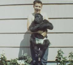 Ivan the gorilla lived with Tacoma family before mall, zoo ...