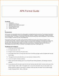 Apa Research Paper Format Template Word Outline Term Style Example