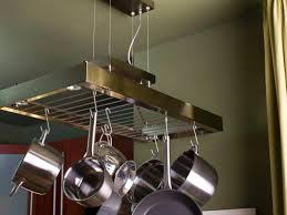 Hanging Kitchen Pot Rack Suspended Pot Rack Rseaptorg
