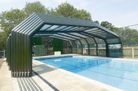 retractable pool cover. Retractable Pool Cover O