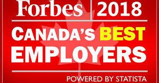 Canada's <b>Best</b> Employers <b>2018</b>