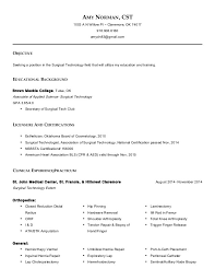 Surgical Tech Resume Sample Lovely Speech Therapy Business For Sale