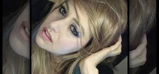 how to create avril lavigne s tough look from what the makeup wonderhowto