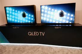 samsung tv qled 55. samsung says its new qled tvs are better than oled tv qled 55 l