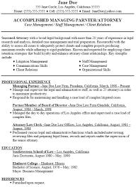 ... Lawyer Resume Samples intended for [keyword ...