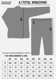 76 Complete Judo Suit Size Chart