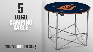 top 5 logo camping table 2018 outdoor picnic table logo detroit tigers round camping dining
