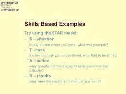 Star Interview Techniques Interview Techniques Workshop
