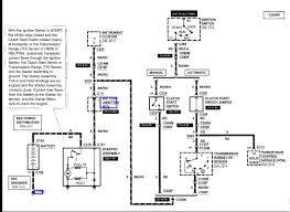 2001 ford escort zx2 engine will not crank battery is good here is a diagram of the system graphic