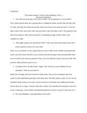 bradbury thematic essay essay greg royer technology leads to 3 pages the small assassin essay