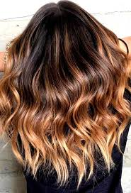 Light Caramel Ombre Hair Dark Brown Ombre Hair Style Darkbrown Haircolor Explore