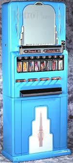 Old Candy Vending Machine Impressive 48 Rare Vintage Candy Gum Cigarette Vending Machines