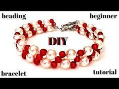 Beading Patterns For Beginners Enchanting Easy Beading Pattern For Beginners Mother's Day DIY Bracelet
