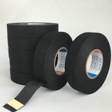 yc 1pcs 0 3mm 19mm 15m fabric cloth tape automotive wiring harness yc 1pcs 0 3mm 19mm 15m fabric cloth tape automotive wiring harness glue high temperature tape for car adhesive tape cable looms in tape from home
