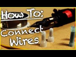 How to Properly Connect A <b>Wire Harness</b> | Car Audio 101 - YouTube