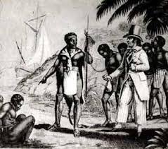 slavery in colonial america essay slave preaching on a cotton plantation