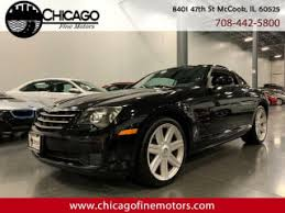 The chrysler crossfire is a very attractive proposition for people looking for an original and fresh coupe at an attractive price, unfortunately it is difficult to find parts for this car (especially those not compatible with mercedes) it might get in the way. 50 Best Used Chrysler Crossfire For Sale Savings From 3 219