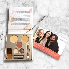 jane iredale pure simple makeup kit