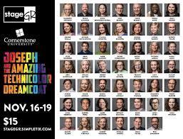 stageGR - Meet the cast of JOSEPH!   Facebook