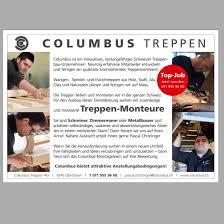 Hauptabsatzgebiet unserer produkte ist die. Columbus Treppen Ag 140 Photos Entreprise Industrie Haslen 12 9245 Oberburen Suisse