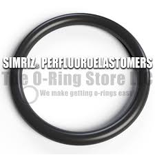 As568 029 Simriz 485 Broad Chemical Resistance Ffkm O Ring