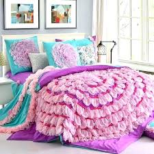 tween bedding sets for girls tween bedding sky city purple princess bedding girls bedding women bedding