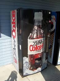 Diet Coke Vending Machine Delectable Diet Coke Vending Machine Diet Coke Coke And Vending Machine