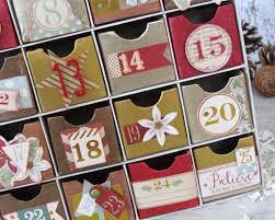 3d Paper Flower Calendar 3d Metallic Advent Calendar