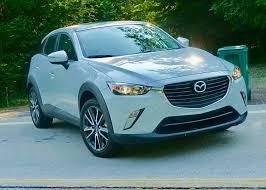 Quick, agile CX-3 swaps room for 38+ mpg : New Car Picks