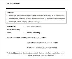 Resume Objectives Mba Student Resume Objective Krida 63