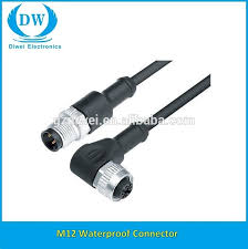 whole m12 sensor connector male and female a b d coding cable whole m12 sensor connector male and female a b d coding cable er assembly type 3 4 5 8 12 pin waterproof connector alibaba com