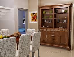 Dining Crockery Designs Living Room Interiors Pdf Simple Kerala Dining Room With