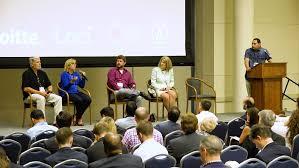 Carol Van Cleef, Craig Sellars, Luis Carranza, Paul Tatro, Wendy Henry |  Blockchain 2020 -Expert predictions for the near-term future · SlidesLive