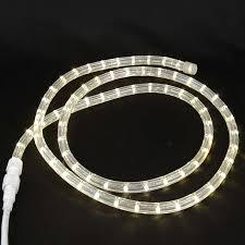 custom warm white led rope light kit novelty lights picture of warm white led custom rope light kit 1 2 2 wire 120v