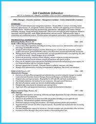 Sample To Make Administrative Assistant Resume Leasing Agent Job