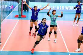 25 ก.ย. ถ่ายทอดสด ไทย เปอร์โตริโก วอลเลย์บอลหญิง U18 ชิงแชมป์โลก | Thaiger  ข่าวไทย