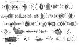 trans parts online 700 4l60e transmission parts