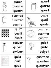 letters that start with q luxury letter q alphabet activities at enchantedlearning of letters that start with q