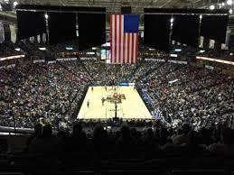 Veterans Memorial Coliseum Virtual Seating Chart Photos At Lawrence Joel Veterans Memorial Coliseum