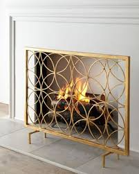 15 Modern Fireplace Accessories That Wonu0027t Ruin Your Decor  Brit  CoModern Fireplace Screens