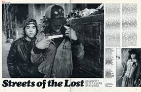 mary ellen mark s streets of the lost photo essay for life   streets of the lost runaway kids eke out a mean life in seattle