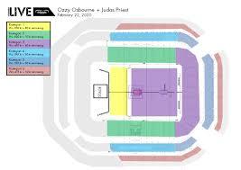 Ozzy Osbourne Tickets 2020 12 05 Friends Arena Stockholm