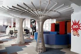 office spaces design. an ad agencyu0027s seriously surprising new office space spaces design r